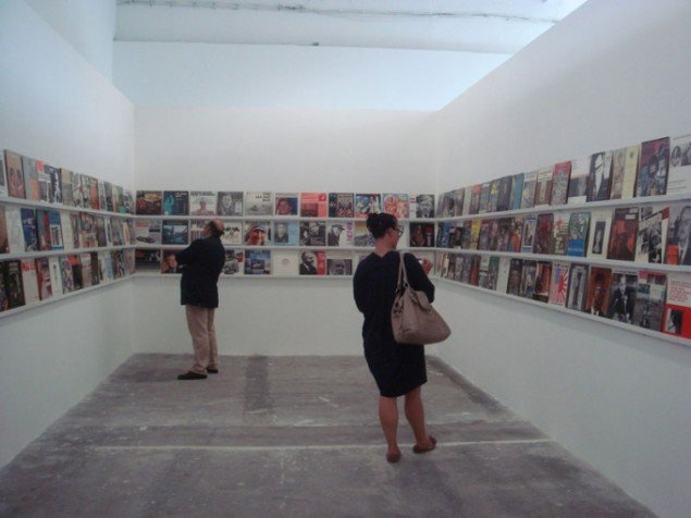 Dani Gal: Historical Record Archive, 2005- fortsætter. (Foto: Judith Schwarzbart)