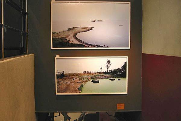Thomas Bangsted, installation view.