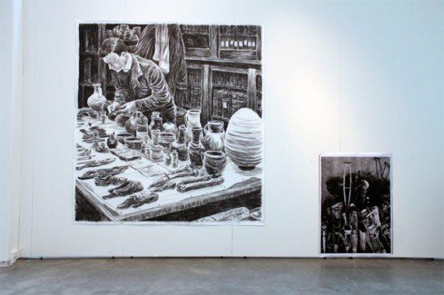 Asbjørn Skou: Impossible Society. Pressefoto.