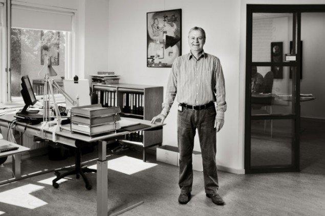 Benny Clausen, portræt (Pressefoto, KØS)