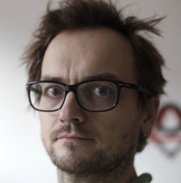 Portræt af Jesper Carlsen. Pressefoto.
