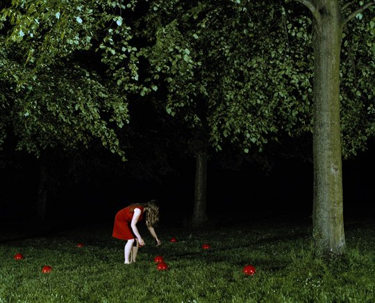 Astrid Kruse Jensen: A place she had always dreamt fra serien The Construction Of Memories, 2008.