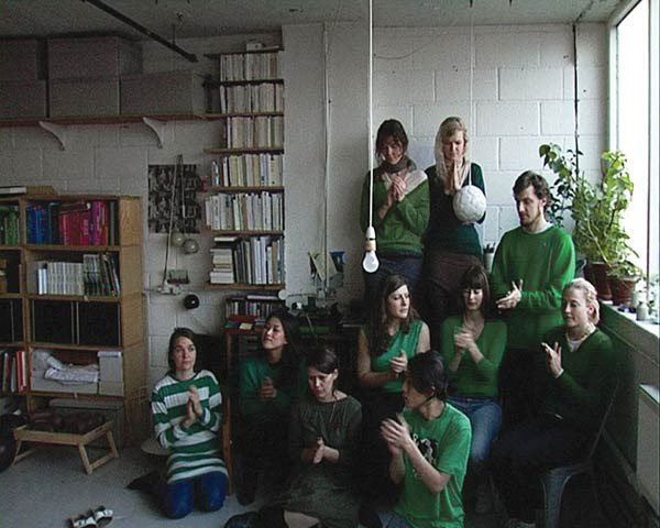 Clap, 2006-2007, videostill fra The Play me series