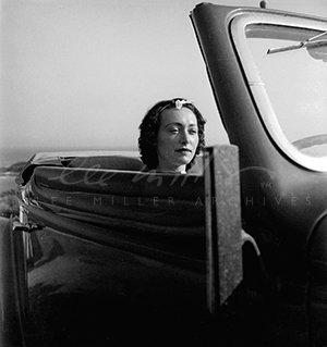 """Lee Miller, """"Nusch Éluard"""", Mougins, Frankrig, 1937 ©Lee Miller Archives, England. All Rights Reserved."""