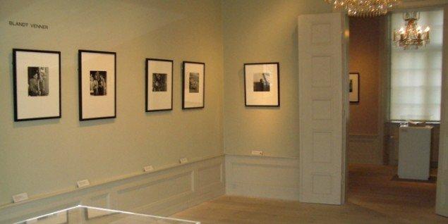 Installationsview fra Lee Miller og det surrealistiske blik . (Foto: Øregaard Museum)