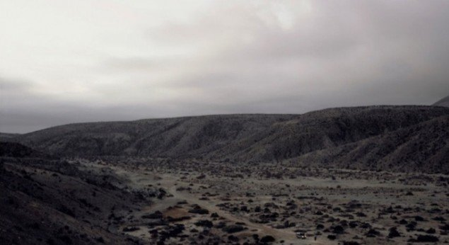 Adam Jeppesen: CL Huasco (Udsnit), 2007, 176 x 206 cm. Pressefoto.