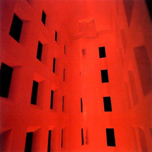 Ingvar Cronhammar: Redfall, 2002 (interiør), Foto: Poul Ib Henriksen.