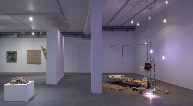 Installationsview, Erindringens arkæologi. (Foto: Anders Sune Berg)