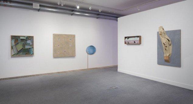 Installationsview, Marie Søndergaard Lolk: (Foto: Anders Sune Berg)