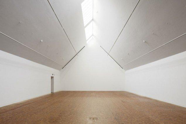 Sorø Kunstmuseums nye store udstillingssal. (Foto: Anders Sune Berg)
