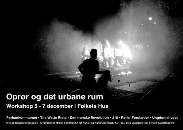 Plakat til seminaret, Plakat: Jakob Jakobsen