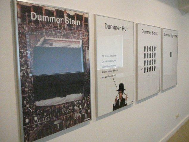 Surrend, 'Dummer Stein'. Pressefoto.