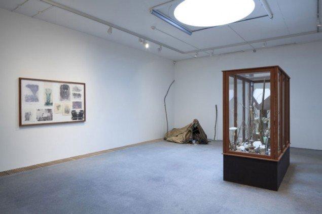 Installation view. Emil Westman Hertz. (Foto: Anders Sune Berg)