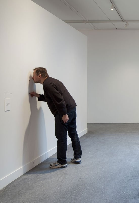 Installation view. Sissel Tolaas. (Foto: Anders Sune Berg)