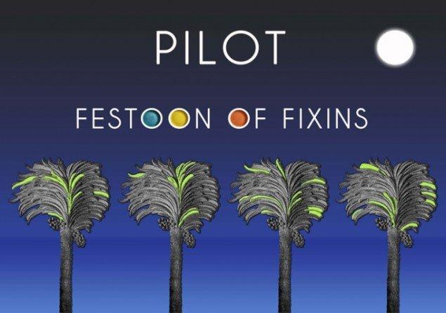 Plakat fra pilotudstillingen Festoon of Fixins. (Pressefoto)