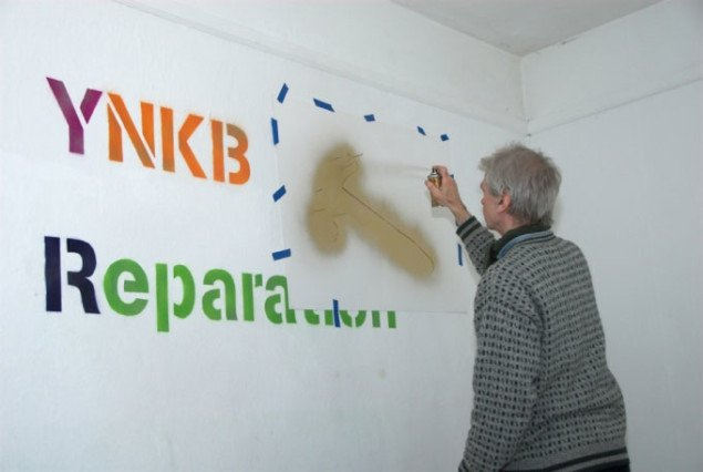 YNKB på Free Culture Camp. Foto: Barbara Katzin.