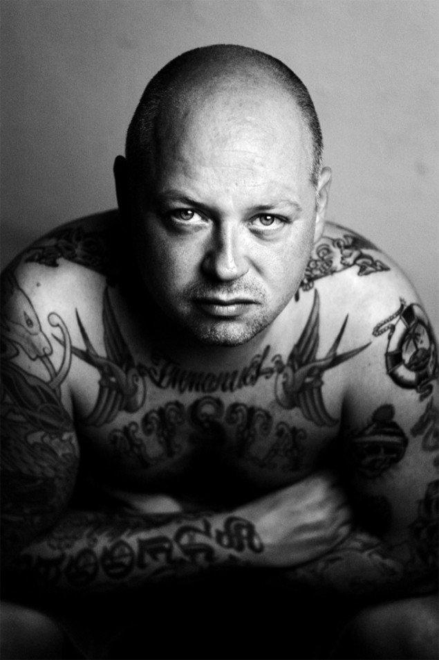 Frodo Mikkelsen. Foto: Nikolaj Palmskov.
