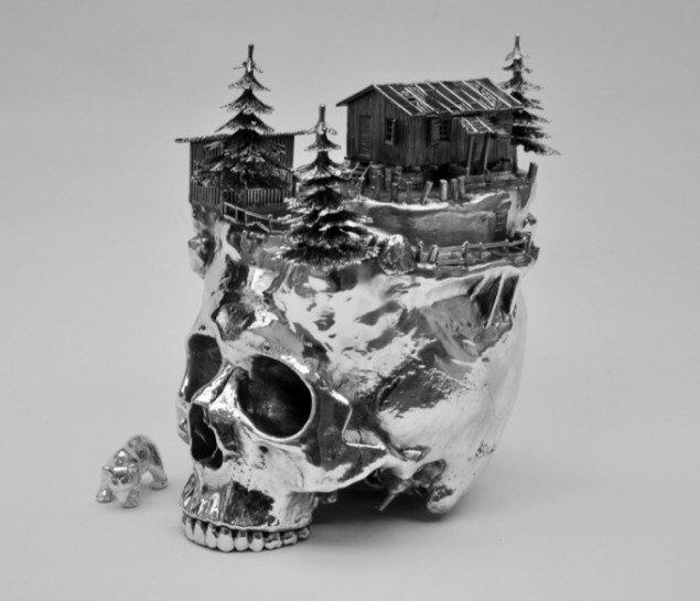 Silver ghost yard II, 2012. Foto: Frodo Mikkelsen.