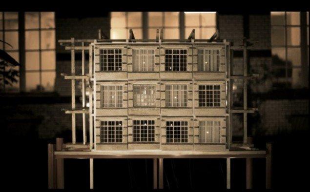 benandsebastian og Anne Haaning: Sådan set er Byen, 2010, 1 film af 3 minutters varighed, HD. Foto: © benandsebastian & Anne Haaning.