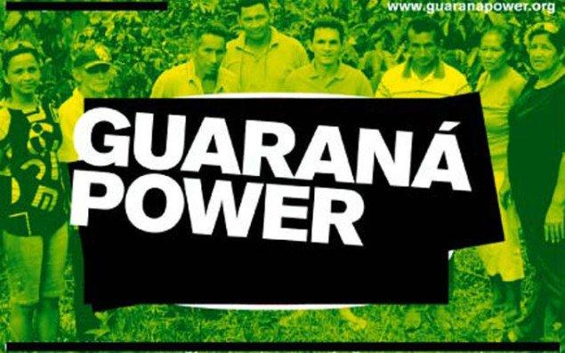 Guaraná Power, Plakat: Superflex