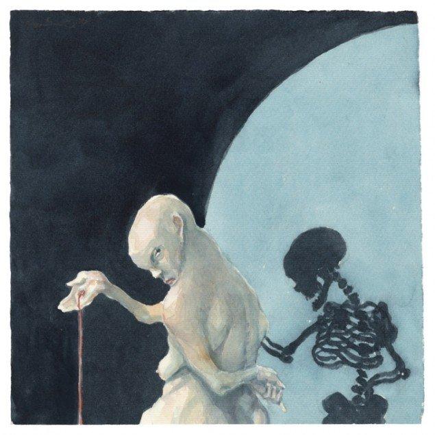 Michael Kvium Short Stories. 2010. Pressefoto.