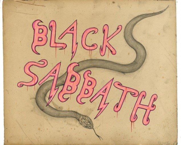 Black Sabbath, 2009. Pressefoto.