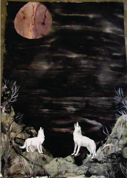 Howlin Wolfs, 2011. Pressefoto.