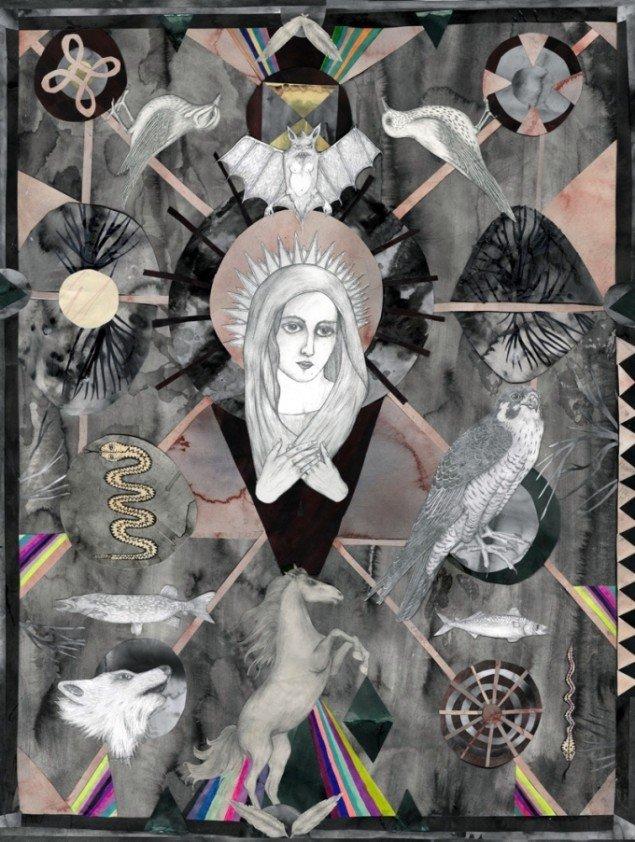 Skogs Madonnan, 2011. Pressefoto.