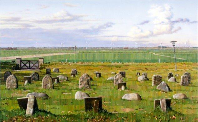 Allan Otte: Kødet blev jord, 2010. Pressefoto.