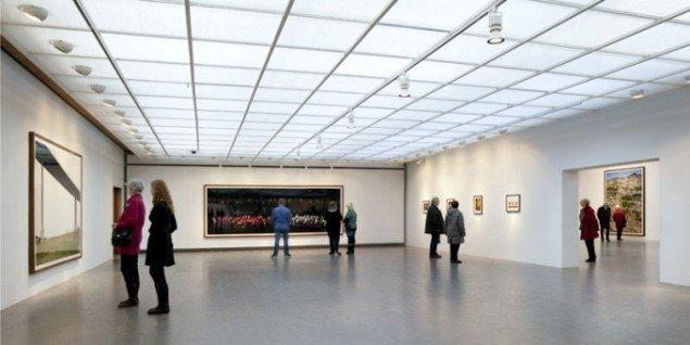 Andreas Gursky-udstilling på Louisiana Museum of Modern Art Installation shot. (Foto: Brøndum & Co/Poul Buchard)