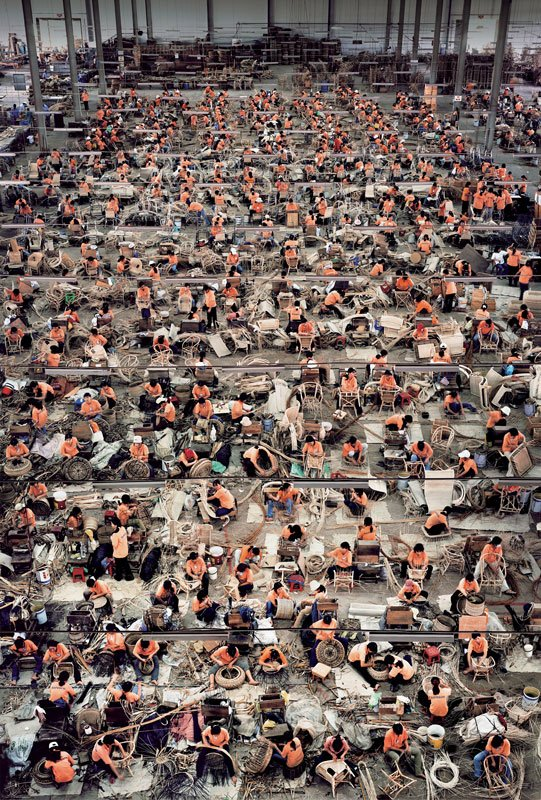 Andreas Gursky: Nha Trang, 2004. © Andreas Gursky / VG Bild-Kunst, Bonn