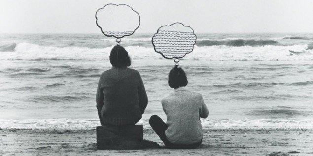 Sigurdur Gudmundsson: Horizontal Thoughts (udsnit), 1970. Foto: Kunstmuseet i Tønder.