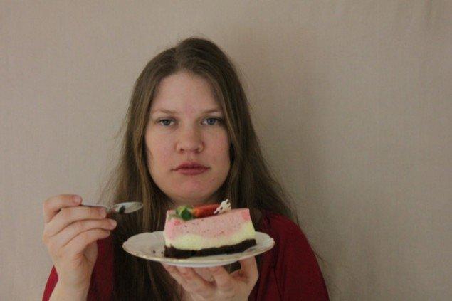 Elin Maria Bruun-Nystedt: Marcipane Crème, videostill. Pressefoto.