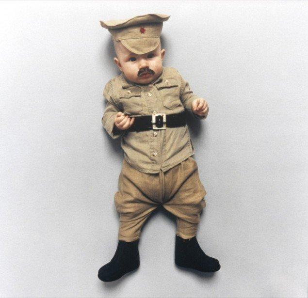 Stalin, 2000, fotografi.