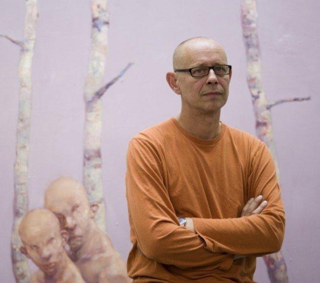 Michael Kvium. Foto: Anders Sune Berg.