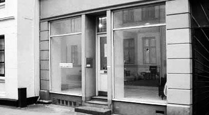 Udstillingsstedet rum46 i Aarhus. Pressefoto.