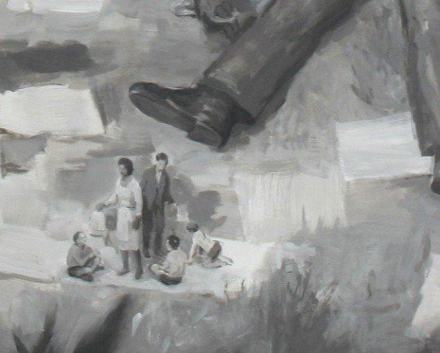 The Wonder of Absence (detalje), 2012. Foto: Lars Møller Witt.