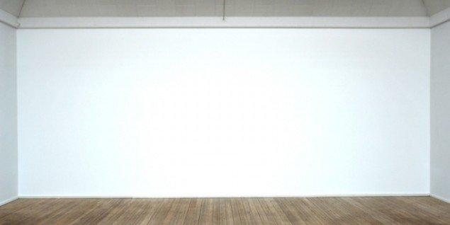 Kit Carlsen: Væg malet med Light & Space vægmaling, vægmaleri. Pressefoto.