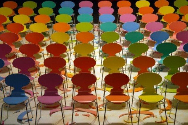 Copy Right, Colored version, 2006. Foto: Superflex.
