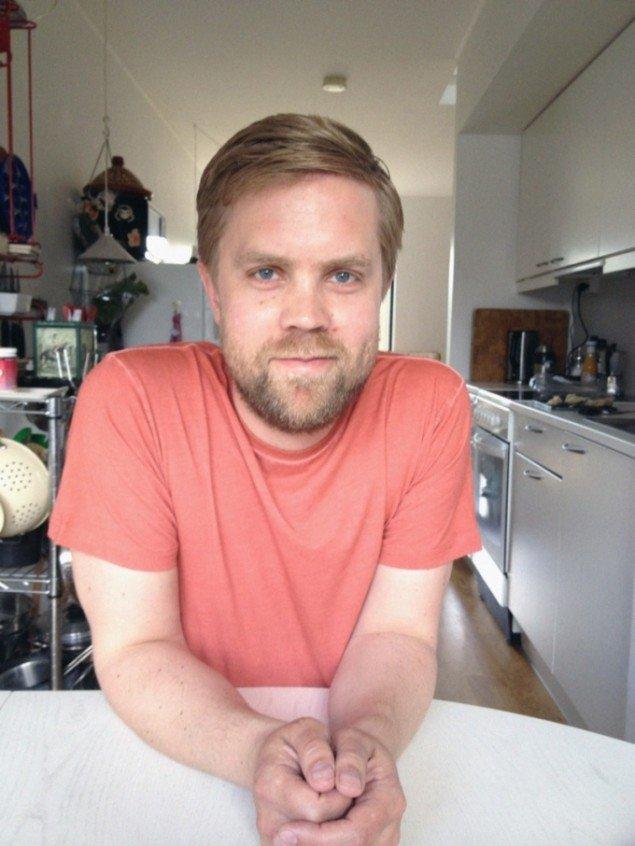 Jakob Hunosøe. Pressefoto.