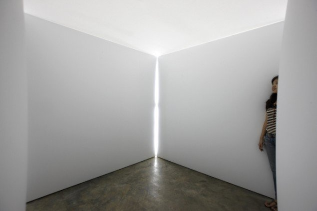 Breathing Room, Singapore Biennale, 2008. Pressefoto.