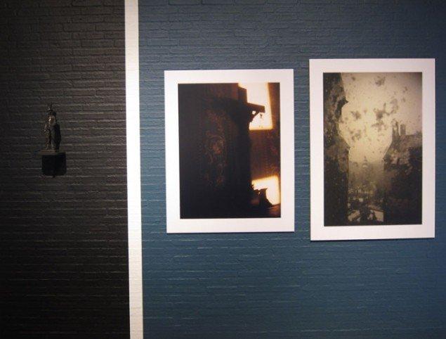 Installationsview, Martin Bigum – Struktur, Kastrupgårdsamlingen. (Pressefoto)