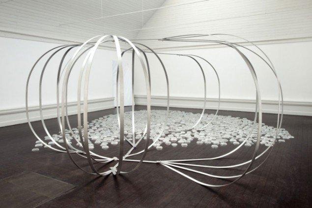 Eva Steen-Christensen: Forbidden Landscape, 2012. (Foto: Erling Lykke Jeppesen)