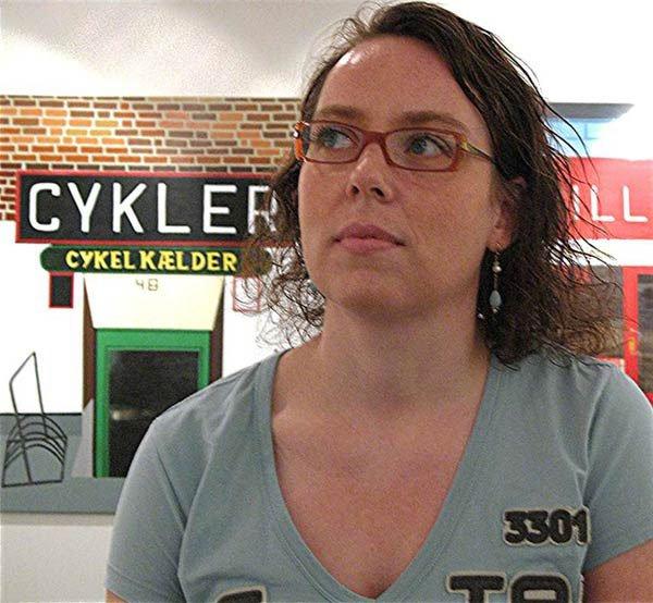 Jonna Pedersen i NBeX.
