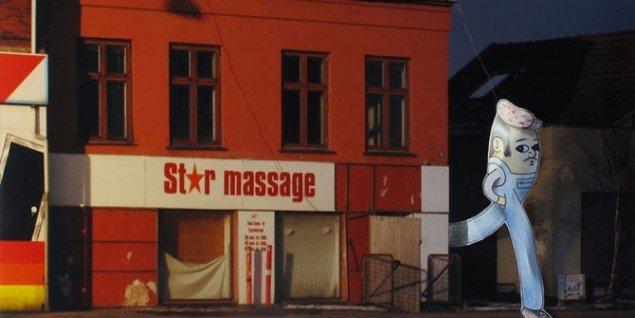 Uden titel. Fra udstillingen Mens vi venter på opsvinget på V1 Gallery i 2010. Pressefoto.