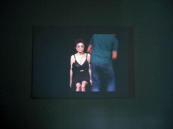 Yoko Ono. Foto: Nordjyllands Kunstmuseum.