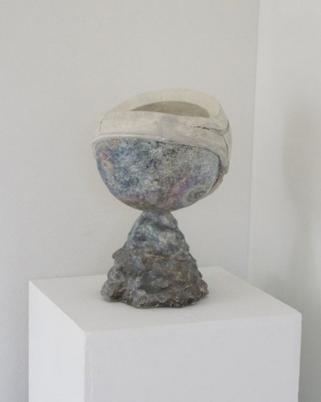 Silas Inoue: Untitled (Moon trophie). Foto: Pressefoto.