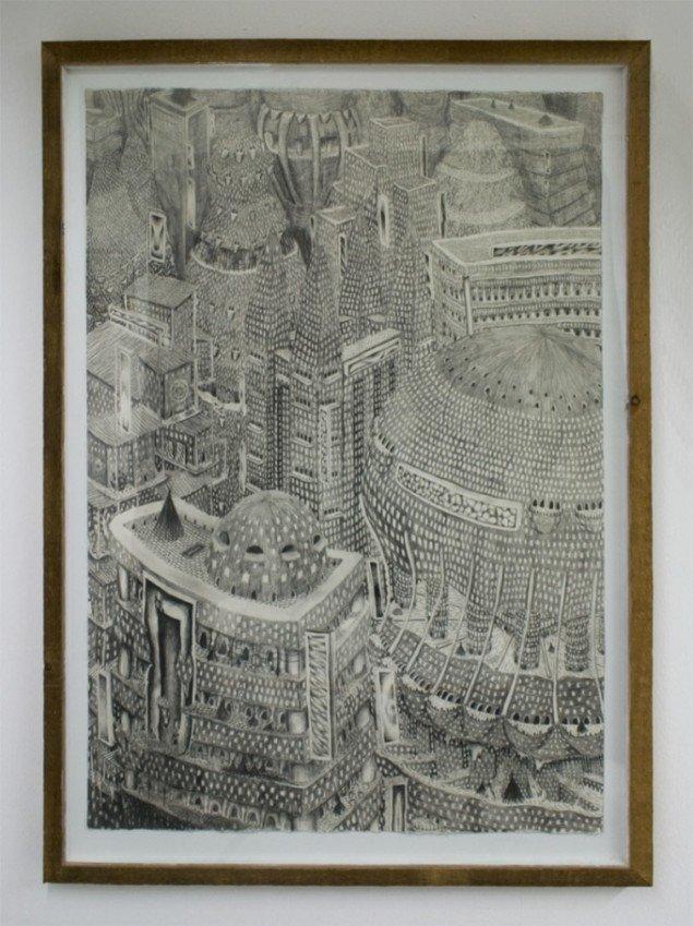 Silas Inoue: City of Phosphenes. Foto: Pressefoto.