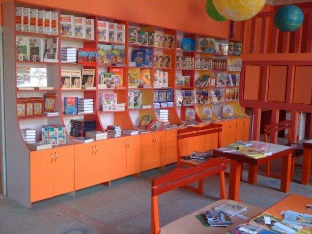 Børnebiblioteket i Kabul (Foto: PEN)