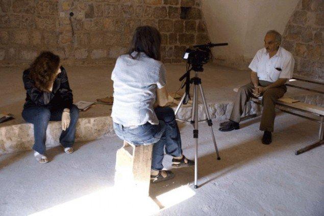 Det er de lokales stemmer, der er museets indhold. (Foto: YNKB)